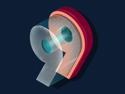 9 — 36 Days of Type 36daysoftype typography type illustration maan