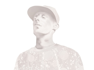 DJ Player — Interludes cover album cd pop hip-hop jazz interludes player dj studio design maan