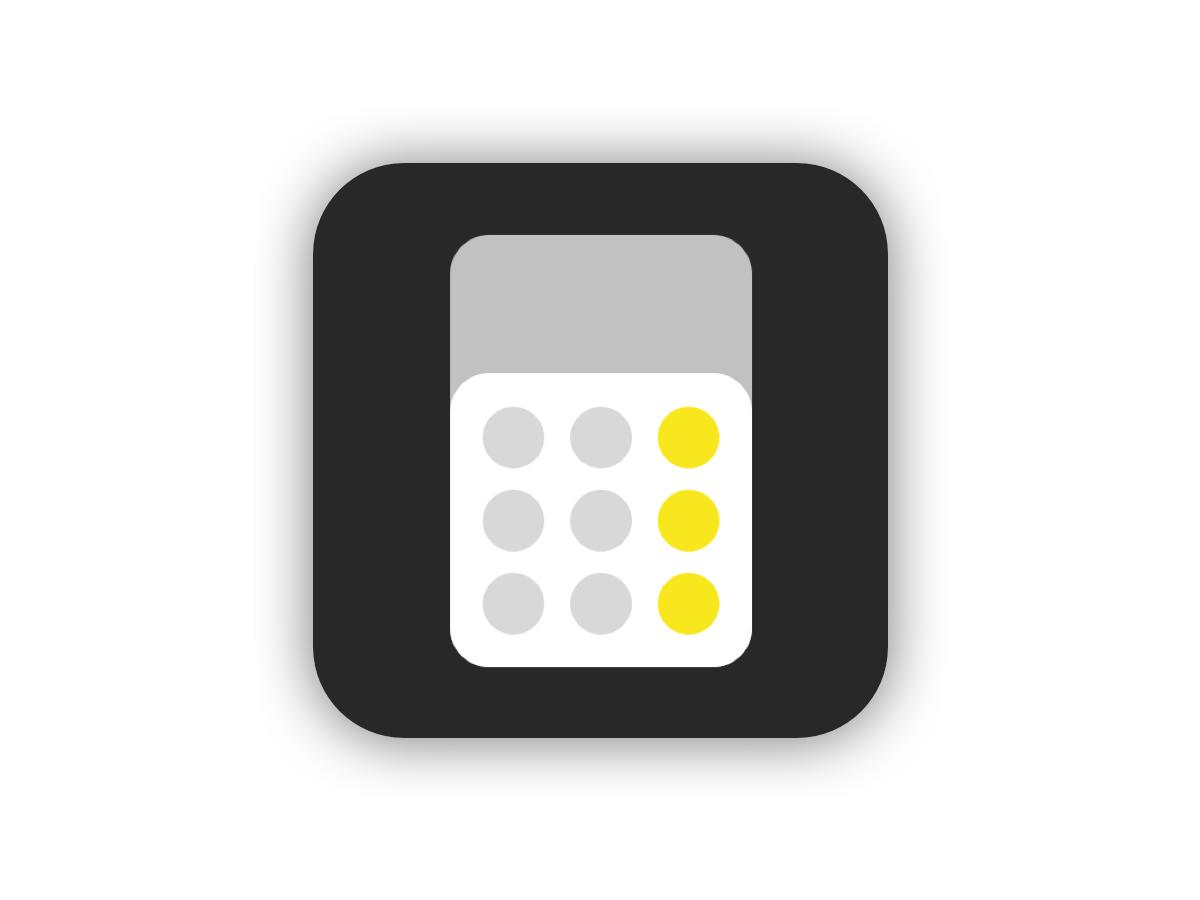 Daily UI #005 - App Icon app icon logo icon 005 app ux ui design daily ui dailyui daily 100 challenge