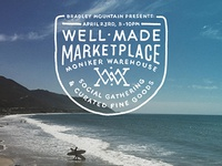 Well Made Marketplace - Promotional Piece