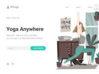 Landing Page - Daily UI #003