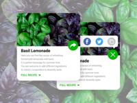 Social Share - Daily UI #010
