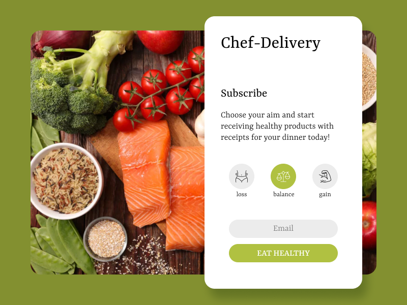 Subscribe - Daily UI #026 offer subscribe daily challenge design daily 100