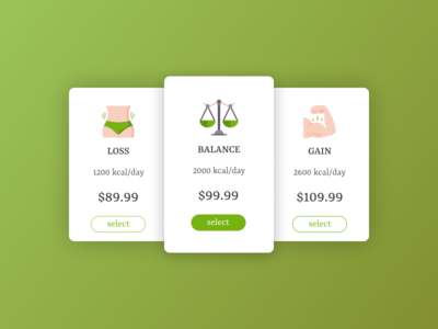 Pricing - Daily UI #030