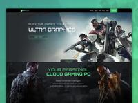 Simplay Homepage