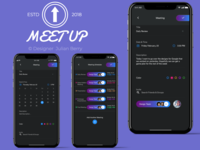 Meet Up  (IOS Application)
