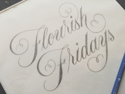 Flourish Fridays #3
