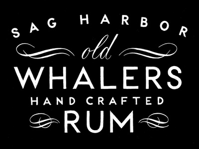 Old Whalers Rum