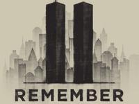 9/11 Memorial event flyer