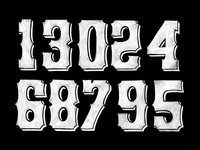 Yuma Numerals in Process