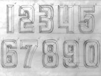 Chisel Numerals