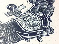 Salvation Army Crest #2