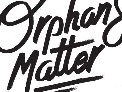 Orphansmatter dribbble
