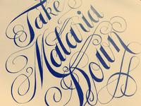 Malaria in Script