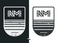 NativeMade Badge Grunge