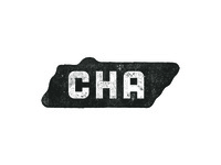 Cha Sticker