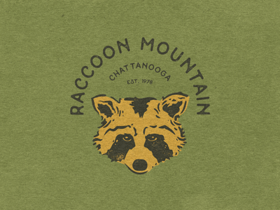 Raccoon Mountain T-shirt