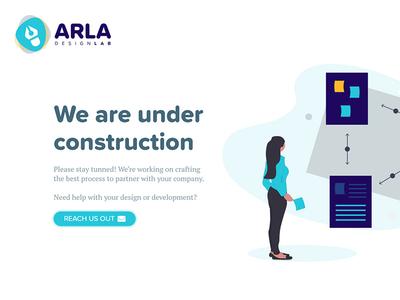 ARLA Design Lab - Coming Soon Form 2019