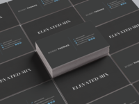 Elevated Mix Business Cards
