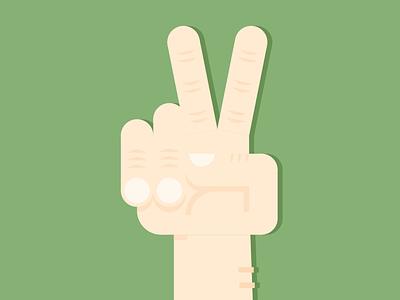2 Dribbble invites! invite 2 two dribbble dribbbleinvites dribbbleinvite invites peace hand fingers