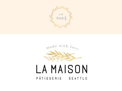 La Maison branding