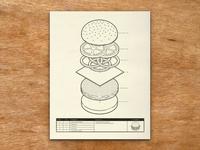 Burger Assembly