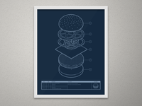Blueprint Burger