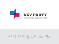 Dev Party logo
