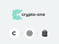 Crypto-one logo