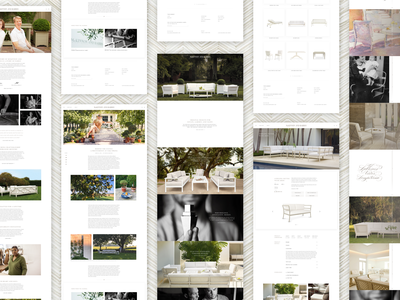 McKinnon and Harris Redesign website design brand experience immersive content strategy ui design ux design foster made