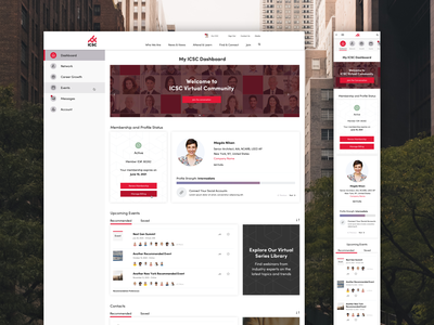 Dashboard Design personalization profile page dashboard ui mobile dashboard website design brand experience ui design ux design foster made