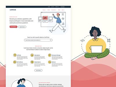 Illustration to UI brand identity process design illustration website design brand experience ui design foster made