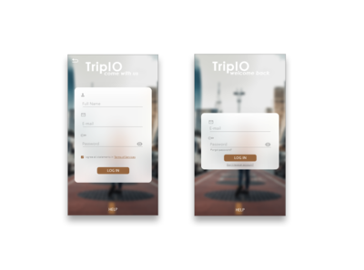 Sign up page DailyUI Challenge #2