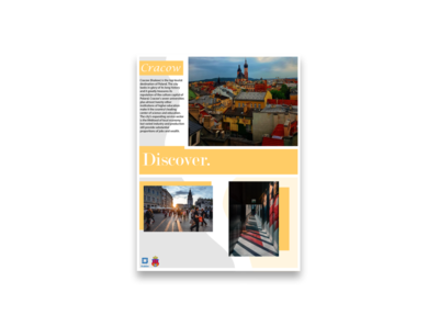 Cracow Brochure