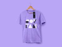 SOY FAN, Ofunam. T-Shirt