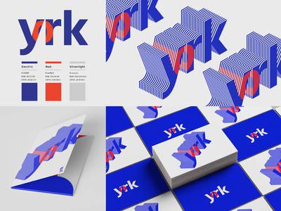 yrk® logotype