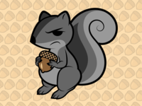 Disgruntled Nut