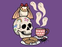 Spooky Tea Time