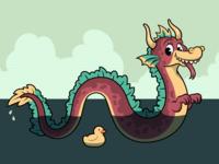 Smiley Serpent