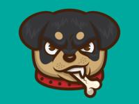 Rottie Pupper