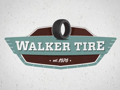 Tire Store logo tire vintage classic logo