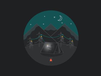 Site Light the Night