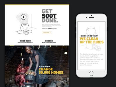 Get Soot Done Website