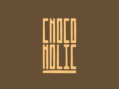 Chocoholic Lettering digital lettering lettering illustration typography vector illustrator