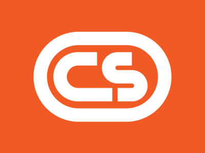 CS Monogram Logo