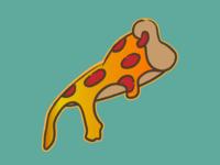 Cheesy Pizza Slice