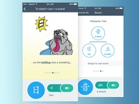 Zizzle. Learn Chinese Characters. The Smart Way.