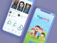 Happy Family App