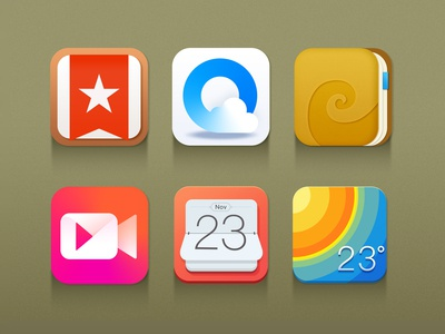 PS App Icon Design