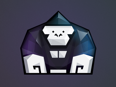 Crystal Gorilla